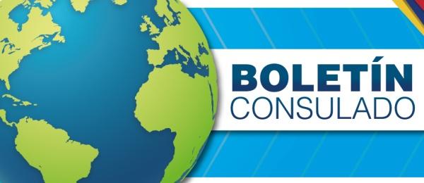Boletín informativo de julio de 2017 del Consulado de Colombia en Montreal
