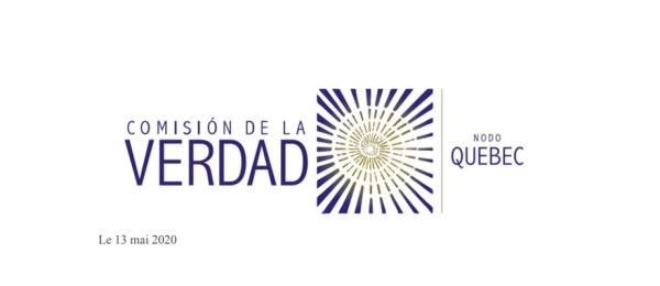 Consulado de Colombia en Montreal invitan a los connacionales a participar en las actividades de recopilación de testimonios que adelanta la Comisión para el Esclarecimiento