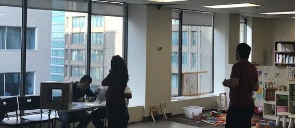 Las mesas de votación para la Consulta Popular Anticorrupción abrieron con normalidad en Montreal, Canadá